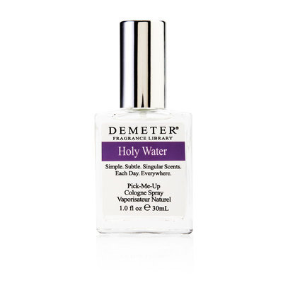 Demeter F.l. Inc Demeter Fragrance - Cologne Spray Holy Water - 1 oz.