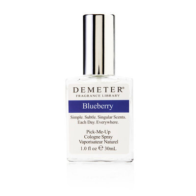 Demeter F.l. Inc Demeter Fragrance - Cologne Spray Blueberry - 1 oz.