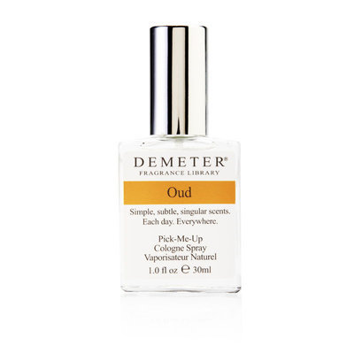 Demeter F.l. Inc Demeter Fragrance - Cologne Spray Oud - 1 oz.