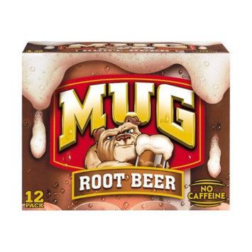Mug Root Beer 12 oz, 12 pk
