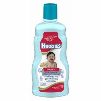 Huggies® Wash Extra Sensitive Fragrance Free