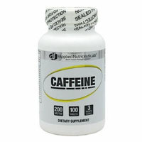 Applied Nutriceuticals Applied Nutriceuticals Caffeine, 100 ea
