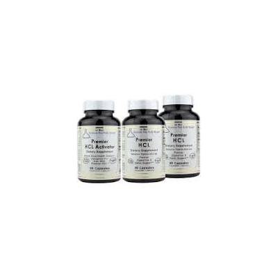 The HCL Detox Trio Kit