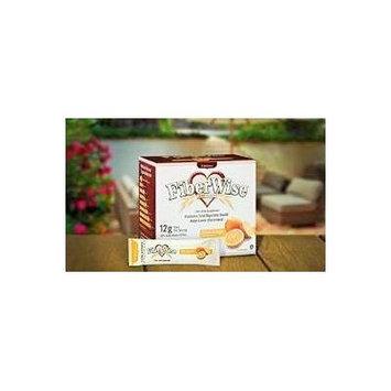 Melaleuca FiberWise Drink, Citrus Orange, 30 Packets