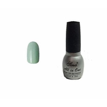 Sina Soak-off UV LED Gel Polish Pastel Green