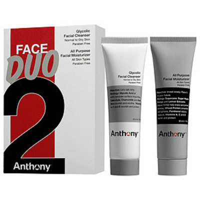Anthony Logistics For Men Anthony Logistics for Men Anthony Face Duo, 1 ea