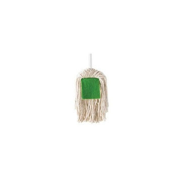 Butler Cotton Wet Mop with Scrubber (Case of 6)