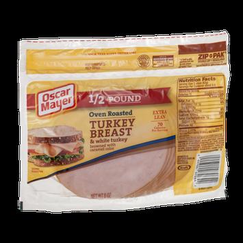 Oscar Mayer Oven Roasted Turkey Breast & White Turkey Extra Lean