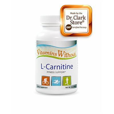 Dr. Clark L-Carnitine Powder Supplement, 3 oz