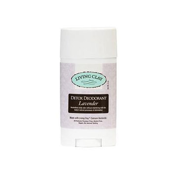 Detox Deodorant - Lavender 4 ounces