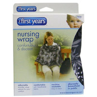 The First Years Nursing Wrap - Lilac Floral