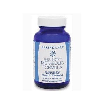 Klaire Labs - Ther-Biotic Metabolic Formula 60 Veggie Caps