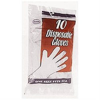 Boss Manufacturing Boss 85 Latex Gloves - Disposable - 10 pack