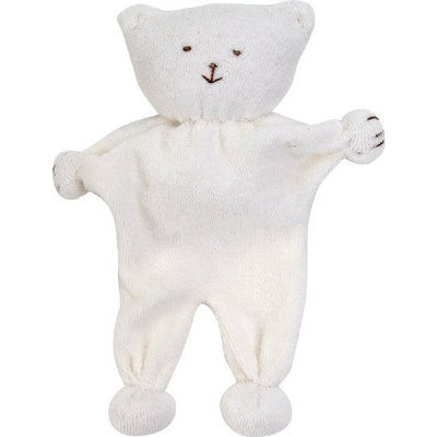 Under The Nile Flat Bear Lovie (Discontinued by Manufacturer) (Discontinued by Manufacturer)