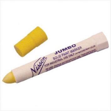 Nissen 436-00301 Yellow Solid Paint Marker