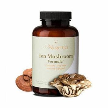 ecoNugenics Ten Mushroom Formula (10MSH120) (120 capsules)