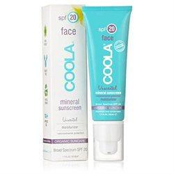 COOLA Mineral Face Moisturizer SPF 20, Unscented