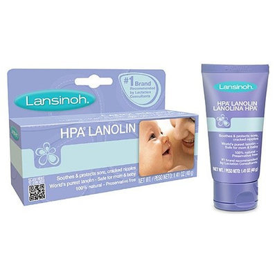 Lansinoh For Breastfeeding Mothers Ointment