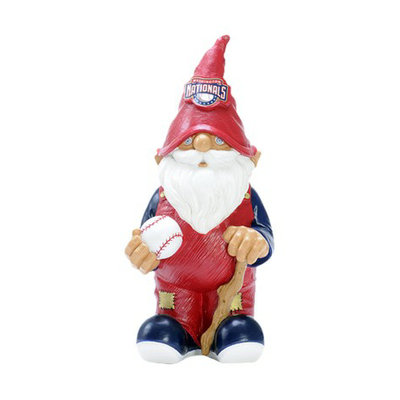 MLB Washington Nationals Team Gnome
