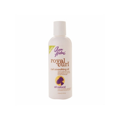 Queen Helene Royal Curl Smoothing Oil