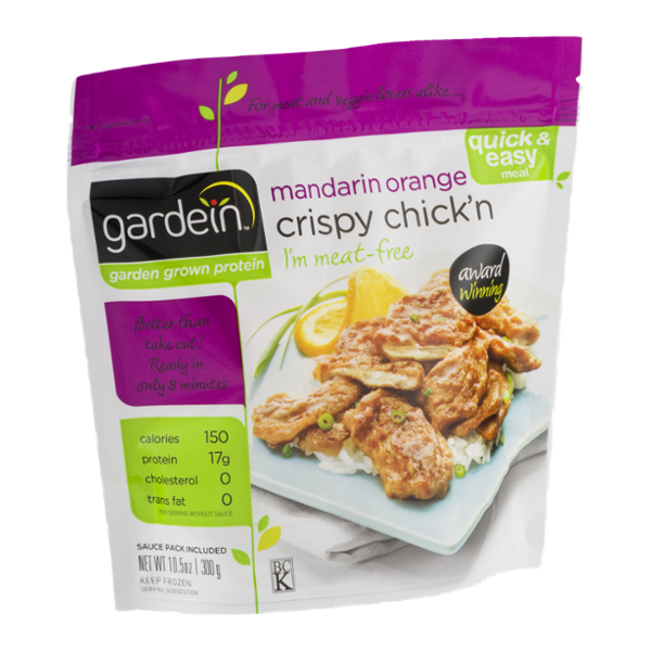 Gardein Crispy Chick'n Mandarin Orange