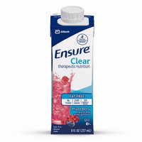 Ensure® Clear Mixed Berry Institutional Nutritional Drink