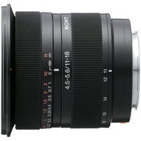 Sony - 11-18mm f/45-f/56 Super Wide-Angle Zoom Lens