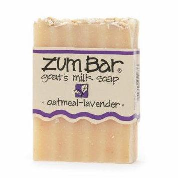 Zum Bar Goat's Milk Soap, Oatmeal-Lavender 3 oz