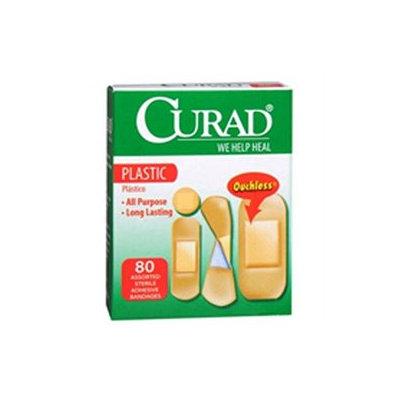 Curad Plastic Spot Bandages