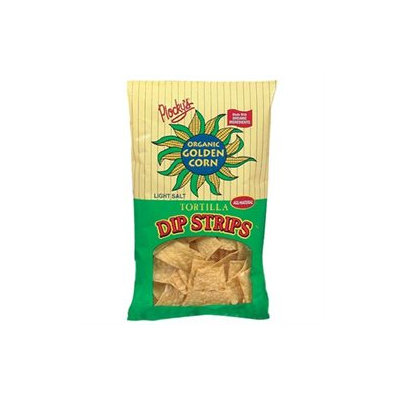 Plocky's Tortilla Dip Strips, 6-Ounce Bags (Pack of 12)