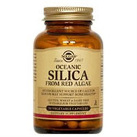 Solgar Oceanic Silica 25MG - 50 Veggie Caps - Other Herbs