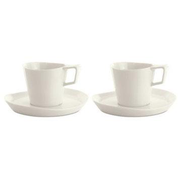 Berghoff International BergHOFF Eclipse Tea Cup & Saucer (2x)