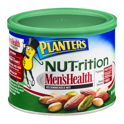 Planters NUT-rition Men's Health Recommended Mix