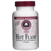 Source Naturals Hot Flash, Tablets, 90 ea