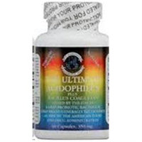 O'Donnell Formulas The Ultimate Acidophilus - 350 mg - 60 Capsules