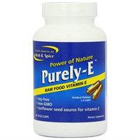 North American Herb & Spice Purely-E - 60 Capsules