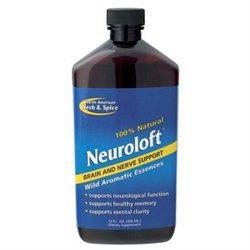 North American Herb & Spice Neuroloft Essence 12 Oz