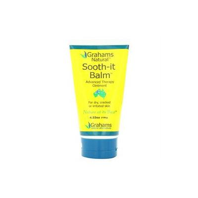 Grahams Natural Sooth-It Balm, 4.23 oz