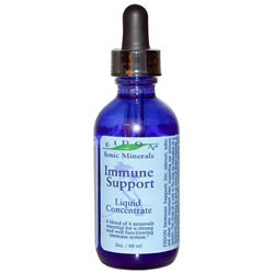 Eidon Ionic Minerals - Immune Support Liquid Concentrate - 2 oz.