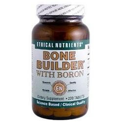 Ethical Nutrients - Bone Builder With Boron - 220 Tablets