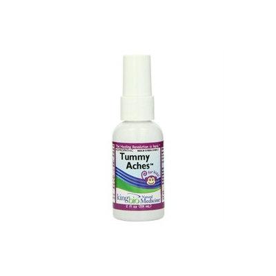 King Bio Homeopathic Tummy Aches - 2 fl oz