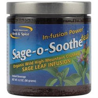 North American Herb & Spice Sage-o-Soothe Tea