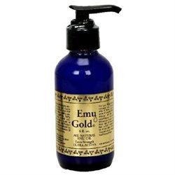 Emu Gold Emu Oil 100% Natural-4 oz-Oil