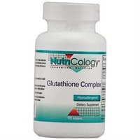 Allergy Research nutricology Glutathione Complex 90 Tabs by Nutricology/ Allergy Research Group