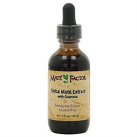 The Mate Factor Yerba Mate/guarana Blend Extract 2 Oz