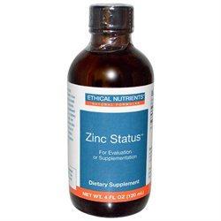 Ethical Nutrients Zinc Status - 4 fl oz