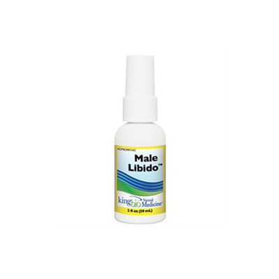 Kingbio King Bio - Homeopathic Natural Medicine Male Libido - 2 oz.