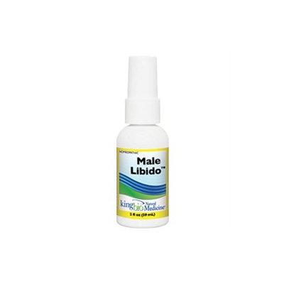Kingbio King Bio - Homeopathic Natural Medicine Male Libido - 2 oz.