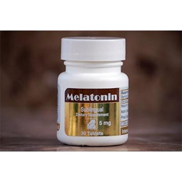 MELATONIN 5mg *Slow Dissolving Tablets in mouth