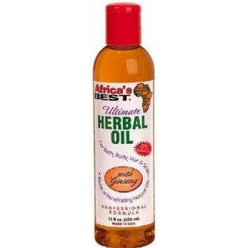 Africa's Best Herbal Oil 12 Oz.